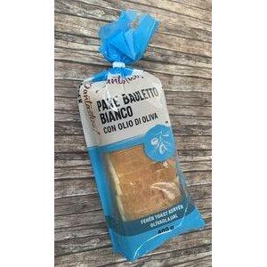Chlieb toastovy Svetly Pantastico 400g baleny,krajany