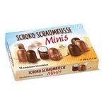 Cokoladove penove Pusinky - 3 druhy cokolady 266g / 32 kusov