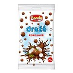 Candy draze 70g - Kokosove v kakaovej poleve