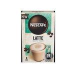 Nescafe Classic Latte - instantna kava s mliekom 8x15g