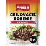 Grilovacie korenie - Koreninova sol na grilovanie masa Fresh 40g