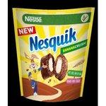 Nesquick Banana Crush 350 g - cerealne vankusiky s Bananovou naplnou