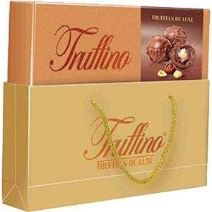 Truffino dezert-Mliecna cokolada plnena Orieskovym kremom s celym orechom 325g