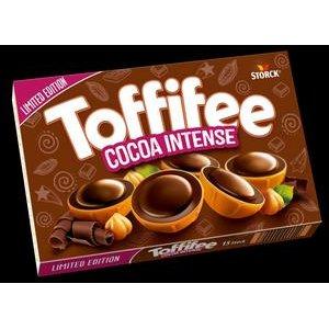 Toffifee Storck Cocoa Intense -oriesok v karameli s nugat.kremom a cokoladou 125g