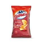 Slovakia Chips s prichutou Slaniny 140 g
